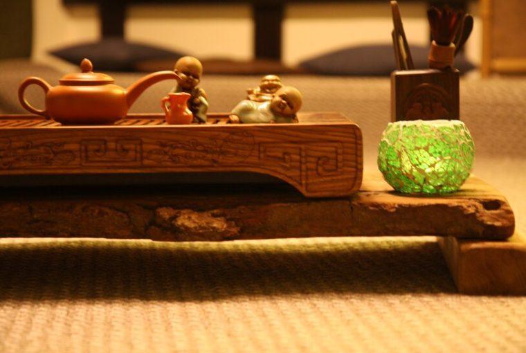 Китайский чай.